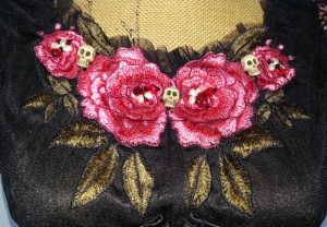 Belladonna - front applique