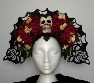 Gypsy Soul Headpiece  - Front